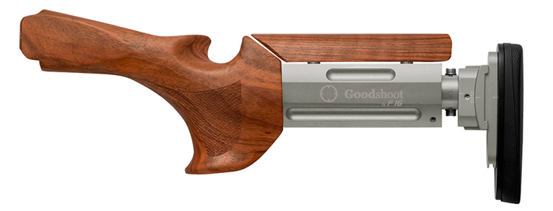 GoodShoot F16 Estatica rectangular
