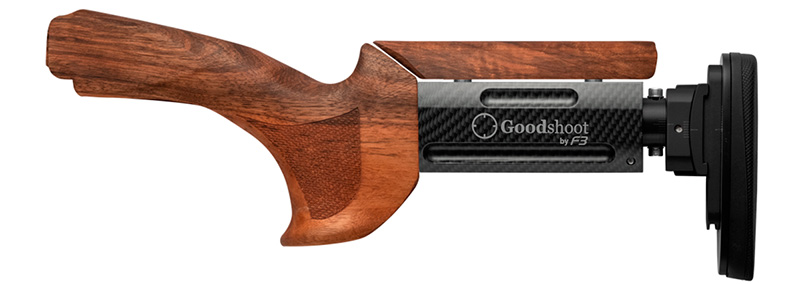 GoodShoot F3 Dinamica rectangular